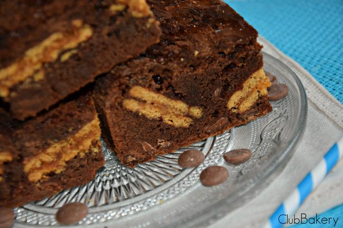 brownie con galletas de limon4