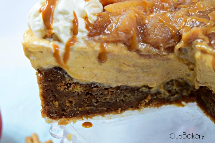 Tarta de Manzana y Caramelo44