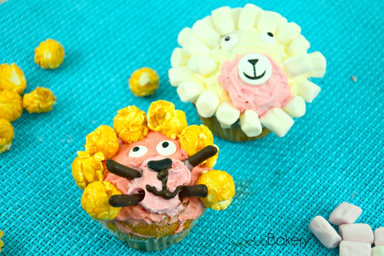 cupcakes animalitos2
