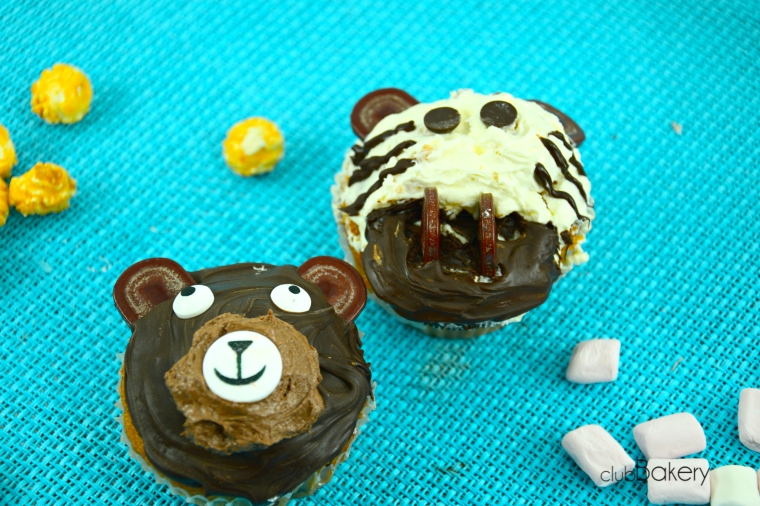 cupcakes animalitos3